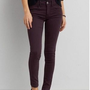 AMERICAN EAGLE 🦅 SUPPER STRETCH JEGGINGS
